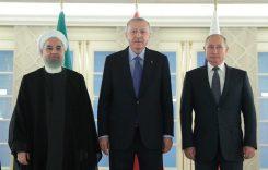 Встреча в Анкаре: Россия, Турция и Иран стремятся «не выносить сор из избы»