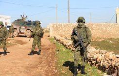 Патрули на северо-востоке Сирии прикрыли российским «Панцирем»