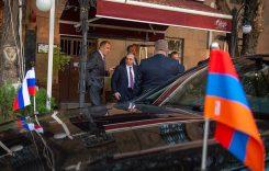 Российская «политическая декада» в Армении: слухи о разладе безосновательны