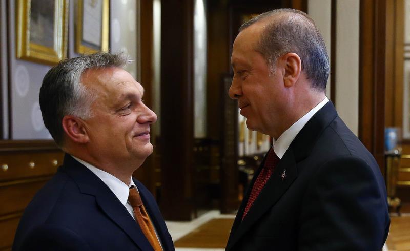 Орбан и Эрдоган нашли общий язык. Фото index.hu