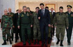 Рабочая поездка Сергея Шойгу в Дамаск: будет ли решена проблема Идлиба?