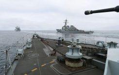 Боевые корабли НАТО бросают России вызов в Арктике