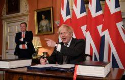 Украино-крымские «зигзаги» Великобритании: последствия «Брекзита»