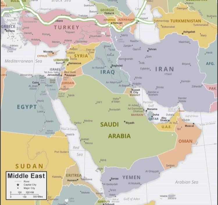 «Зангезурский коридор»: кто подыгрывает притязаниям Баку на Южную Армению?..