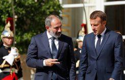 Армения: подоспеют ли Пьер, Жан и Эмманюэль на помощь Пашиняну?