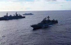 Российский флот на Тихом океане: прежде и теперь