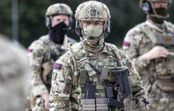 Британский спецназ бросает вызов России и Китаю?