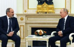 Путин – Пашинян: встреча на фоне региональной турбулентности