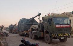 Сирия: после переговоров Эрдогана в Сочи Турция усиливается на юге Идлиба