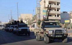 Сирия: боевики протурецких группировок – на пути к объединению