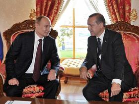 Фото: pravdanovosti.com Визит В.Путина в Турцию, декабрь 2012
