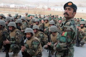 Afghan National Army takes next step to reaching 134K troops by 2010