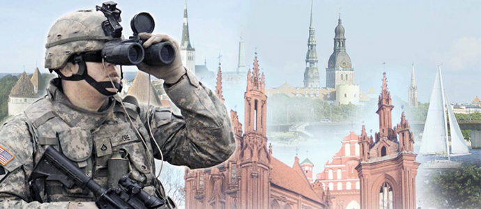 Балтийский плацдарм НАТО