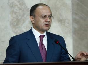Министр обороны Республики Армения Сейран ОГАНЯН