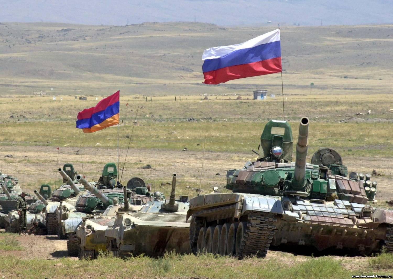 Армения-Россия: углубление сотрудничества в военно-политической сфере