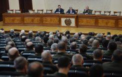 Саргсян: Союз с Россией — важнейший элемент безопасности Армении