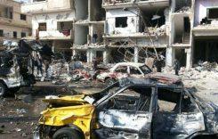 Сирия: очередные переговоры в Астане, атаки смертников, бои в Джобаре