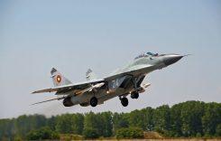 Современный облик Военно-воздушных сил Болгарии