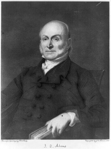 Джон Куинси Адамс – первый посол США в России (1809-1814 гг.)