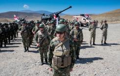 О приоритетах международного военного сотрудничества Армении