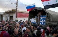 Дейр-эз-Зор деблокирован, борьба против терроризма продолжается