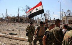 Борьба за сирийско-иракскую границу выходит на завершающий этап