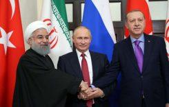Усилия России, Ирана и Турции в Сирии неизбежно столкнутся с противодействием