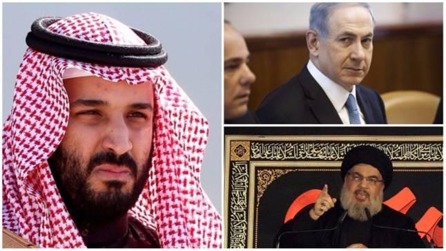 Саудоская аравия на ближнем востоке