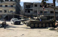 Сирия: боевики покидают Харасту и южную часть Восточной Гуты, угроза провокаций сохраняется
