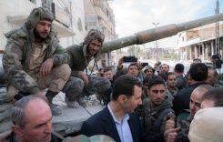 Сирийская армия – на пороге освобождения Восточной Гуты от террористов