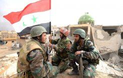 Вопреки ярости США, сирийская армия штурмует последний оплот террористов в Восточной Гуте