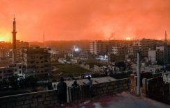Израильский удар по Сирии поставил Ближний Восток на грань большой войны
